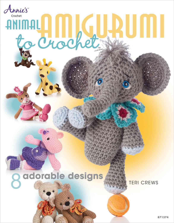 Animal Amigurumi to Crochet By Crews, Teri